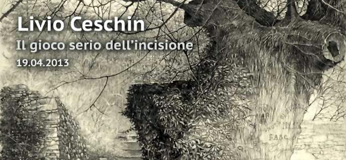 Livio Ceschin in mostra all'Istituto Nazionale per la Grafica