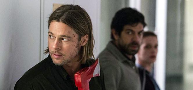 World War Z: quando Brad Pitt affronta gli zombie