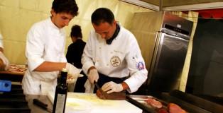 Laboratori del Gusto-Cala Lenta-chef