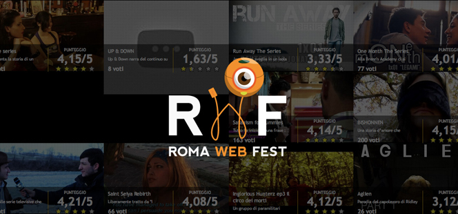 Roma Web Fest: first day