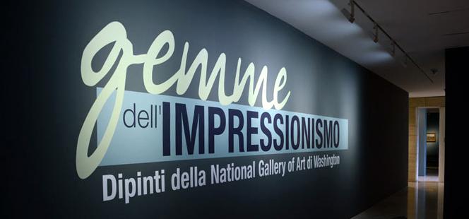 """Gemme dell'Impressionismo"" dalla National Gallery of Art"