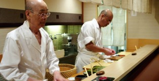Jiro e l'arte del sushi - Jiro Ono e Yoshikazu Ono