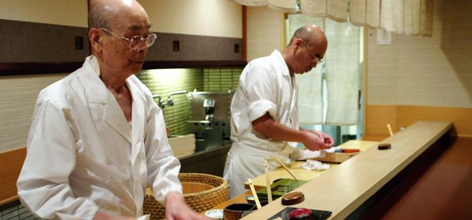 """Tra cinema e libreria: """"Jiro e l'arte del sushi"""""""