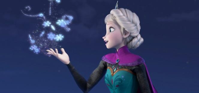 """Note di ghiaccio per la colonna sonora di """"Frozen"""""""