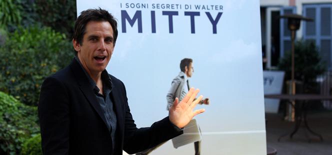 Ben Stiller presenta Walter Mitty 2/2