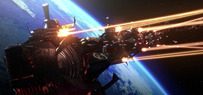 Space Pirate Captain Harlock 3D - 2013 (fanpage Albator 3D ...