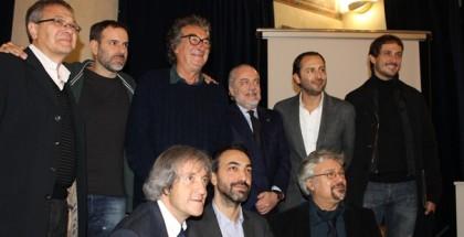 Neri Parenti Carlo Vanzina Fausto Brizzi Aurelio De Laurentiis Luigi De Laurentiis