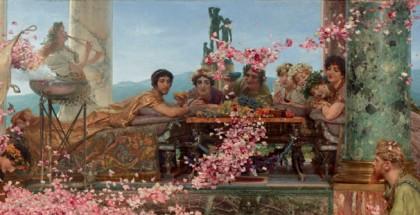 Cinespresso-Les Roses d'Héliogabale-Alma-Tadema-Roma