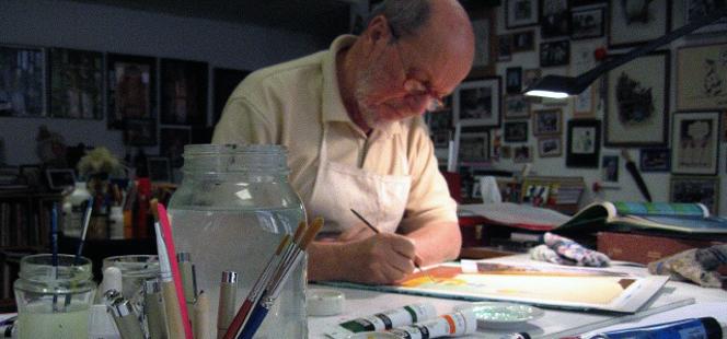 Cartoons On The Bay: Mordillo, Pulcinella Award alla carriera