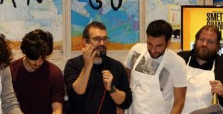 Smetto quando voglio-Eataly-Roma (1)