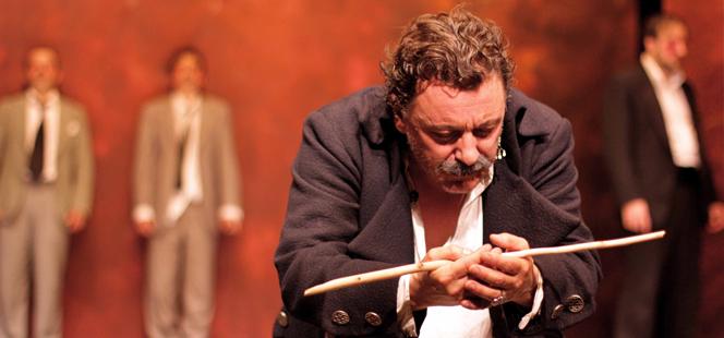 "Al Teatro Vascello ""La Tempesta"" secondo Binasco"