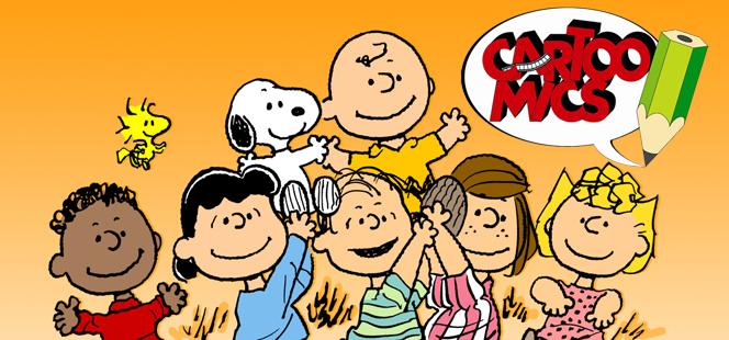 Il mondo dei Peanuts ospite al Cartoomics 2014