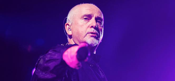 """Peter Gabriel al cinema con """"Back to Front"""""""