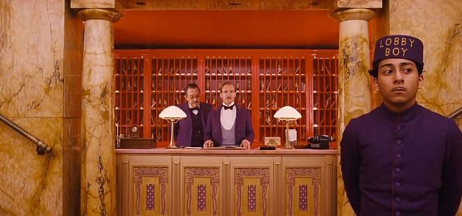 Benvenuti al Grand Budapest Hotel