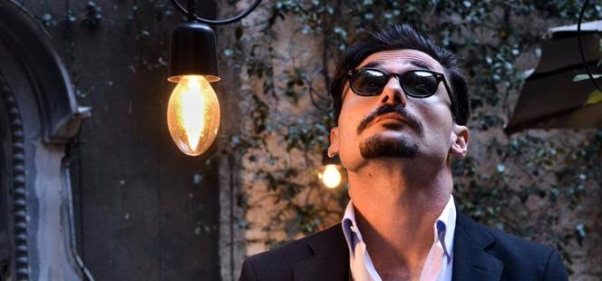 Gabriele Sabatini, voce e volto di un doppiatore
