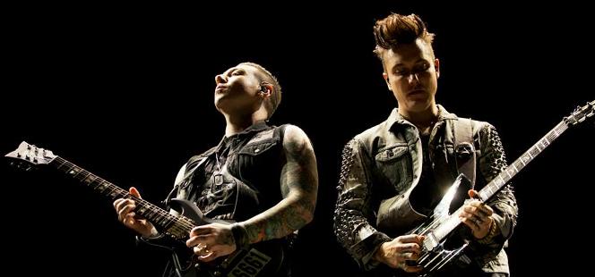 Gli Avenged Sevenfold infiammano il Rock in Roma