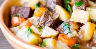 Cozido de carne-brasile
