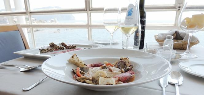 """Ischia nel piatto con """"Umberto a Mare"""""""