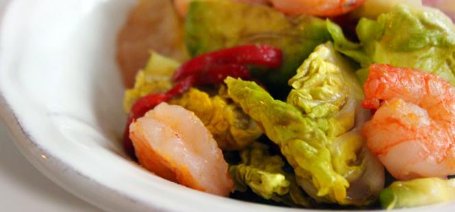 Ricette dal mondo: Salade Exotique