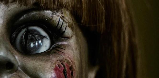 Annabelle, la bambola dannata