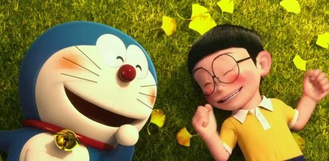 Dal futuro arriva Doraemon