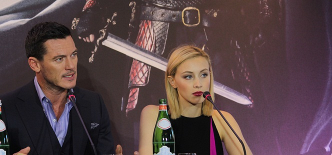 Dracula Untold: la conferenza stampa