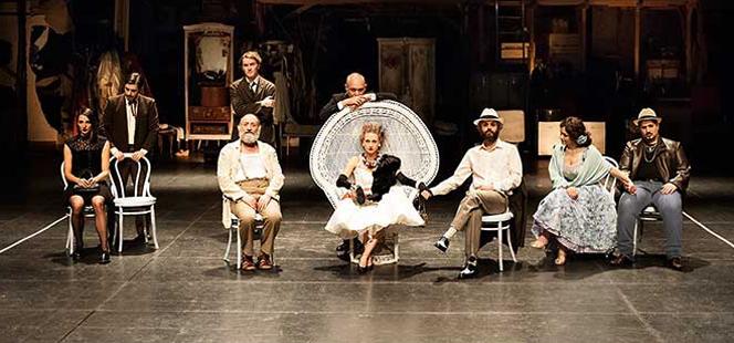 """Al Teatro Vascello la Compagnia Lafabbrica con """"Il Gabbiano"""" di Checov"""