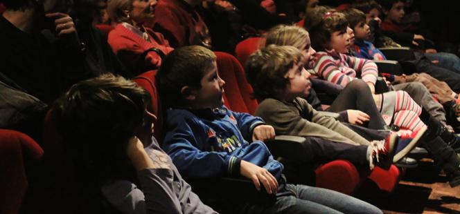 Al Teatro Belli si conclude la prima stagione di spettacoli bilingue per bambini