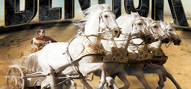 Cinecittà: Tutto pronto per le riprese di Ben Hur