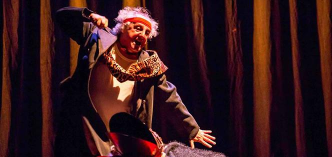 """Al Teatro dell'Orologio""""Edipus"""""""