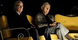 Michael Caine e Harvey Keitel in Youth di Paolo Sorrentino