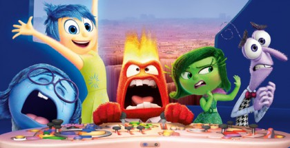 Inside Out-Disney