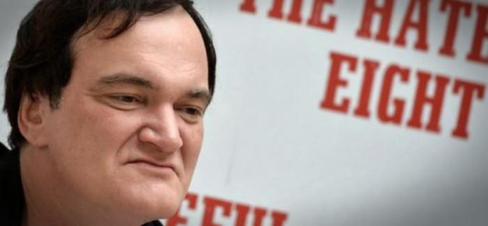 Record Tarantino a Cinecittà con The Hateful Eight