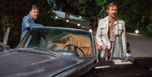 Russel Crowe e Ryan Gosling sono due improbabili detective in un caso più grande di loro