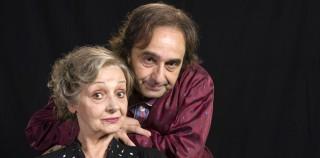 Regina Madre al Teatro dell'Angelo con Milena Vukotic