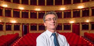 Premio Anima al direttore Antonio Calbi