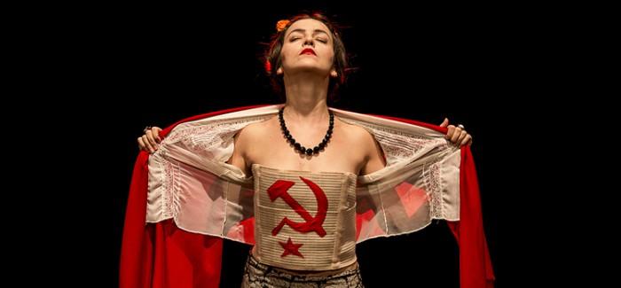 """Dentro e fuori Frida, al Tertulliano la """"Hija de la Revolucion"""""""