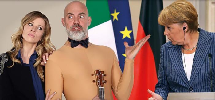 """""""Ce lo chiede l'Europa"""" al Teatro Belli di Roma, incontro con Fabio Avaro"""