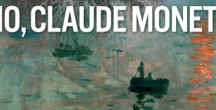 Io Claude Monet-poster-cinema