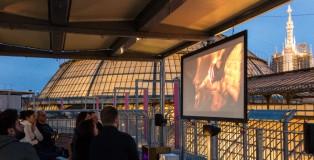 Cinema highline-Tetti-Milano
