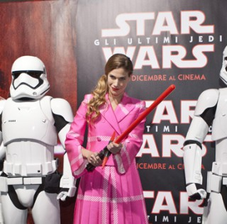 Gli Ultimi Jedi: le foto dell'anteprima partenopea