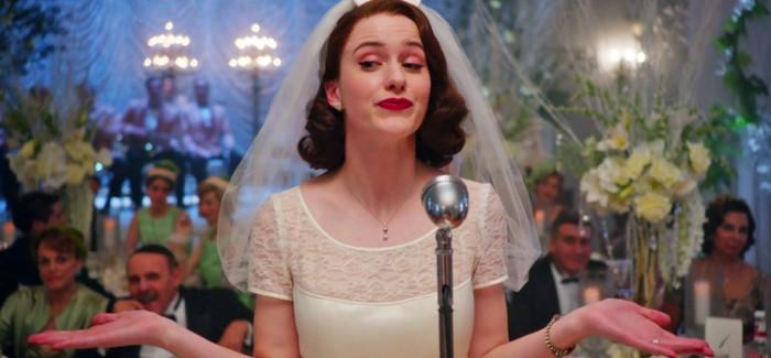 """""""The Marvelous Mrs. Maisel"""", la serie Amazon Prime vince due Golden Globe"""