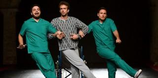 """""""Reparto Amleto"""" in scena al Teatro India"""