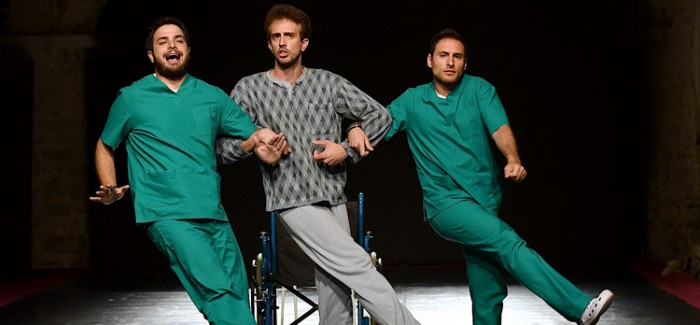 """Reparto Amleto"" in scena al Teatro India"