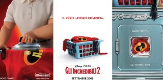 """""""Gli Incredibili 2"""", il nuovo trailer"""