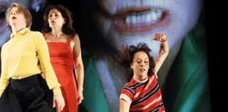 Sacrificio di Primavera al Teatro Parenti