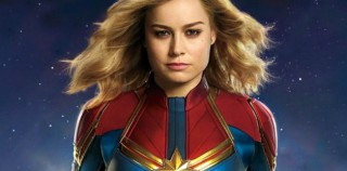 Captain Marvel, il primo trailer del film