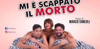 """""""Mi è scappato il morto"""" al Teatro Tor Bella Monaca"""