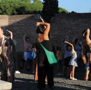 "A  Castel Sant'Angelo continua ""I Bambini e ArtCity"""