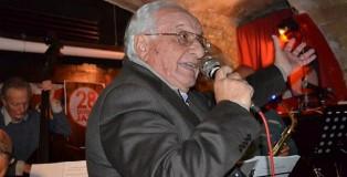 Franco Bolignari cantante per La Carica dei 101